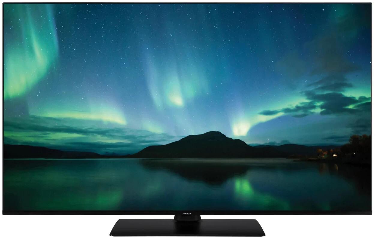 "Nokia Smart TV 5000A (50"", UHD, VA, Edge-LED, Triple Tuner, 4x HDMI 2.0, VGA, 2x USB 2.0, LAN, WLAN, Android TV)"
