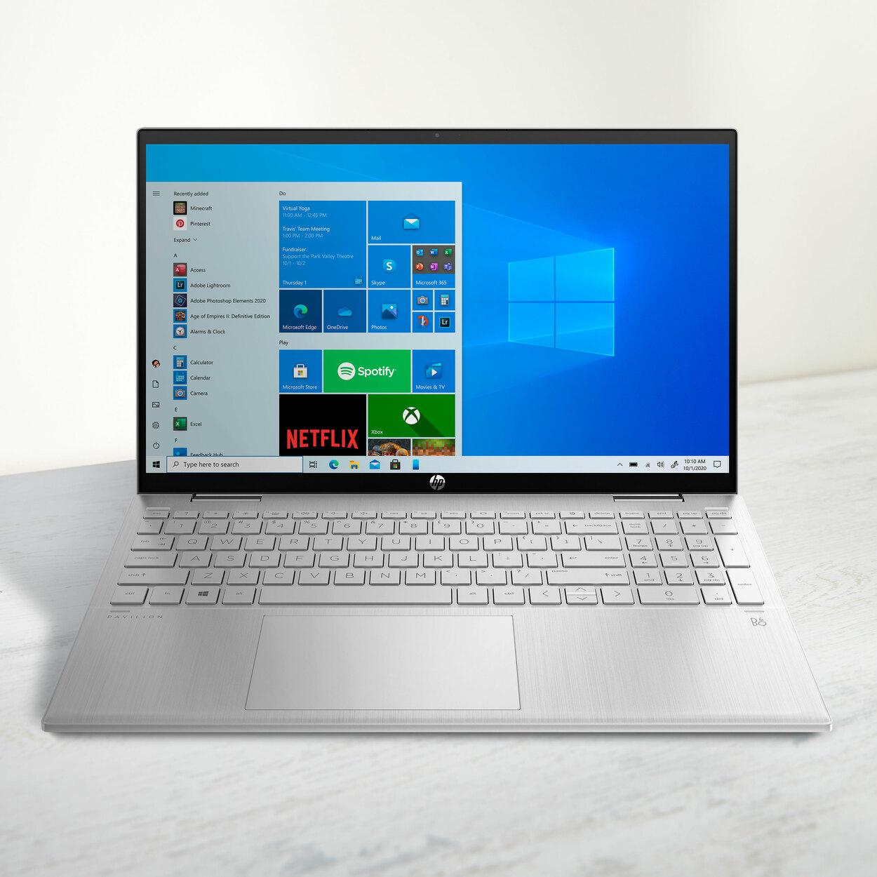 Notebook HP Pavilion x360 15-er0537ng