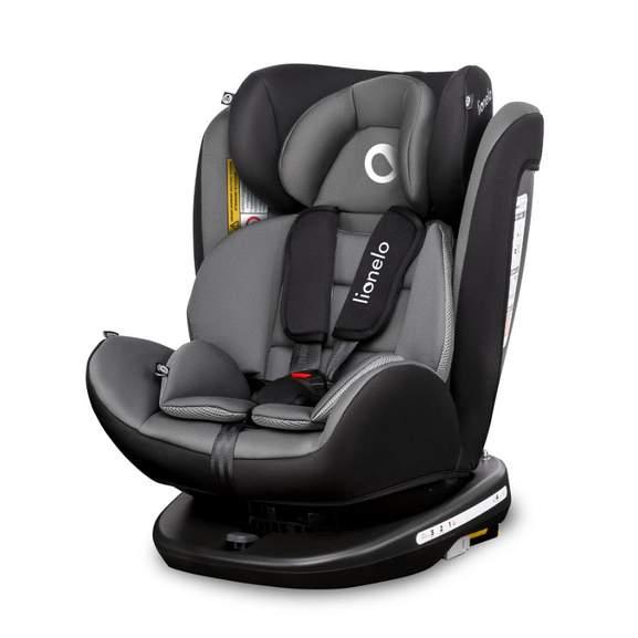12% Rabatt auf Kindersitze in der babymarkt.de-App - z.B. lionelo Kindersitz Bastiaan Grey Black Base