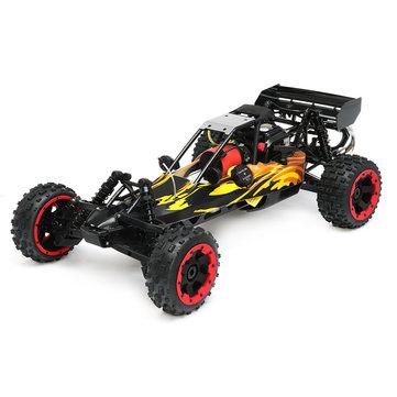 1:5 Verbrenner Baja 2.4G RWD RC Car 80km/h 29cc Gas 2 Stroke Engine RTR