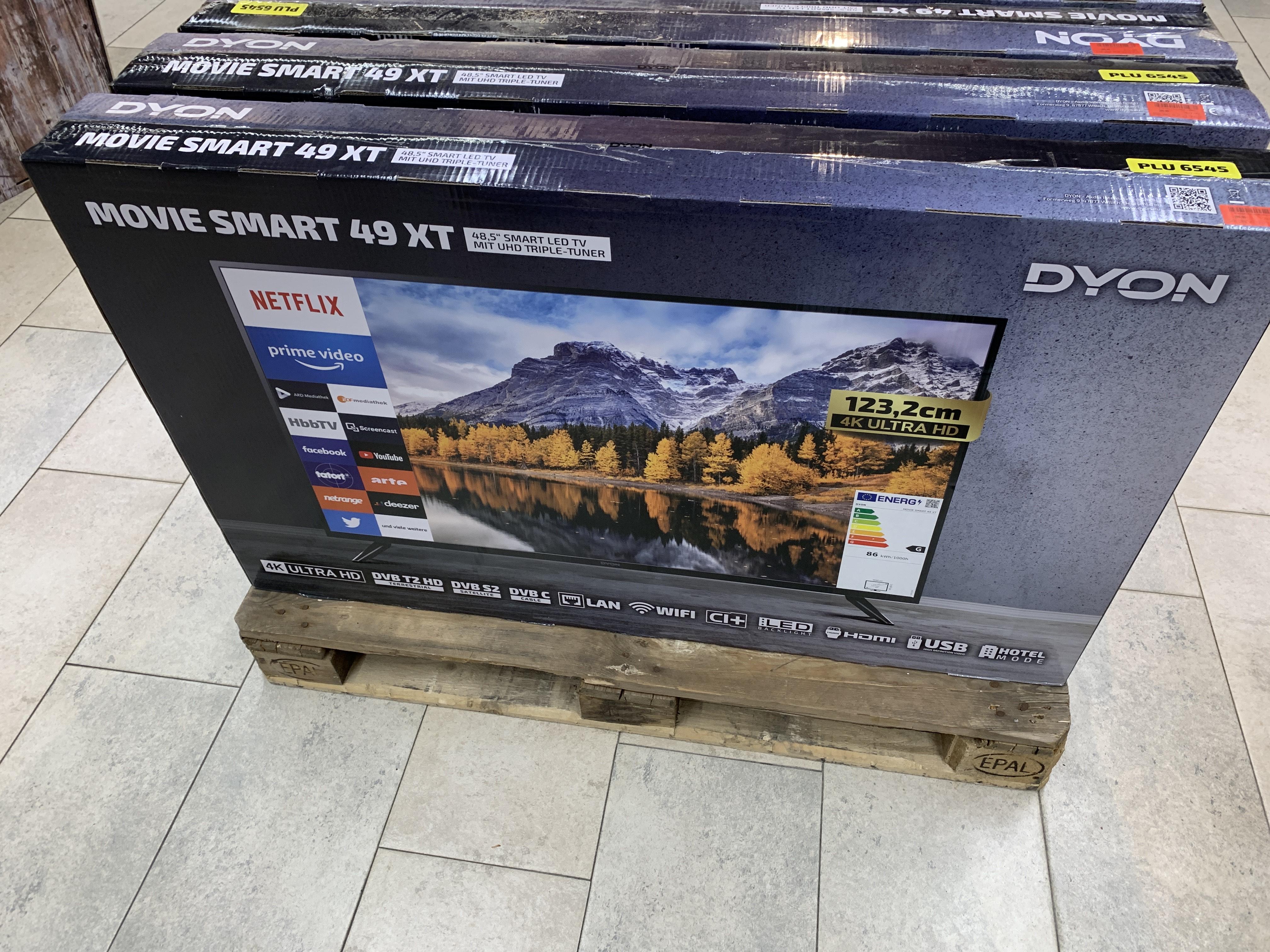 Dyon Movie Smart 49 XT Lokal Neu-Ulm