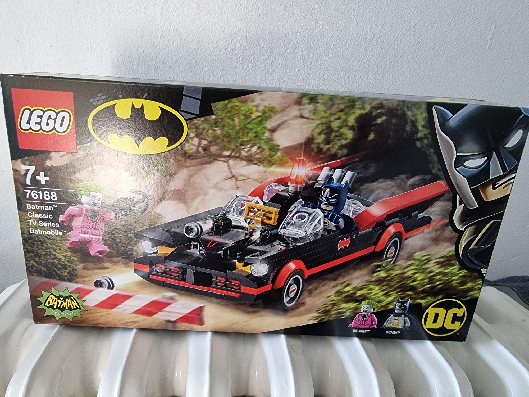 Lokal Rossmann Lego 76188 Lego Batman Classic TV Series Batmobil