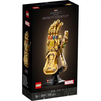 Lego Marvel Infinity Handschuh (76191)