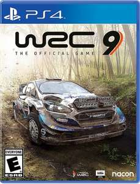 WRC 9 Ps4 Playstation 4 Import