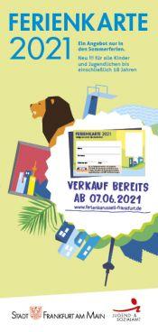 Ferienkarussell Frankfurt: Ferienkarte ab 25 EUR für die Sommerferien