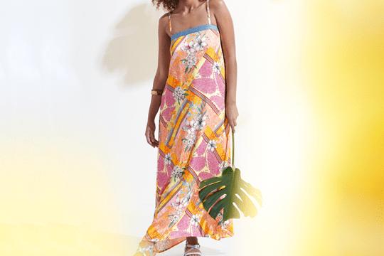 [GRATIS Schnittmuster] BERNINA Blog kostenloses E-Book für ein Sommer Damenkleid