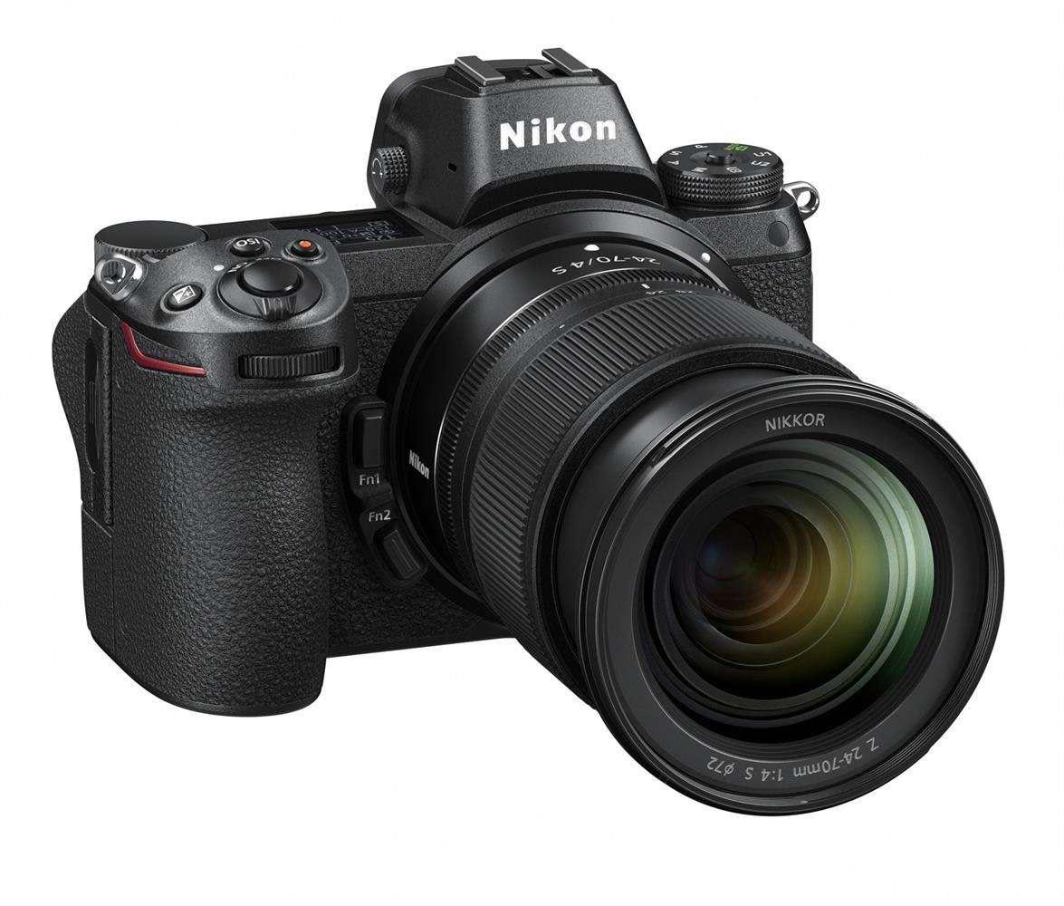 Nikon Z7 Kit mit Nikkor Z 24-70 F4 S