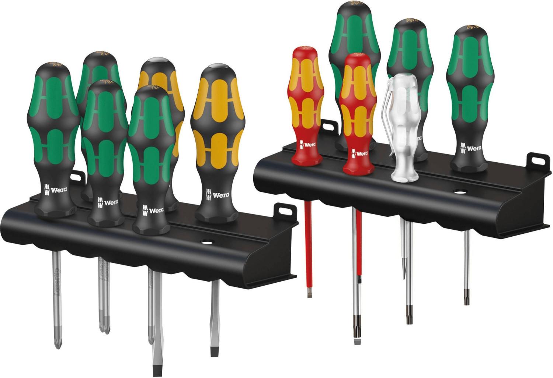 Wera Kraftform XXL TX Werkstatt Schraubendreher-Set 12-teilig