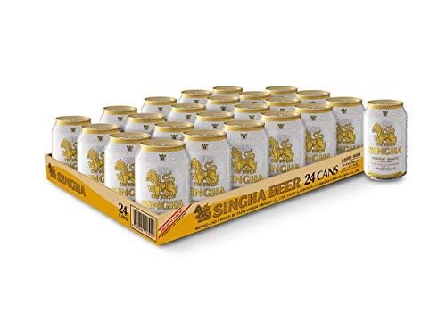 (Prime) Singha Bier – 24x0,33l Dosenbier   Pfandfehler  10% Coupon  5 oder 15% SparAbo