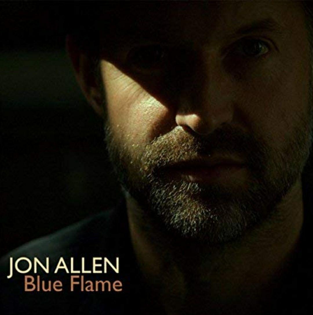 (Prime) Jon Allen - Blue Flame (Vinyl LP)