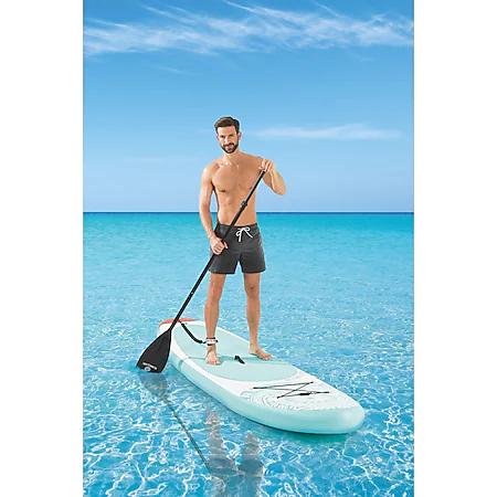 [Netto] EASYmaxx Stand-Up Paddle-Board Inkl. Tragetasche, Reparatur-Kit & Luftpumpe, mit praktischem Tragegriff für 222€