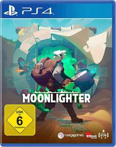 Moonlighter (PlayStation 4) [Otto Up Lieferflat]
