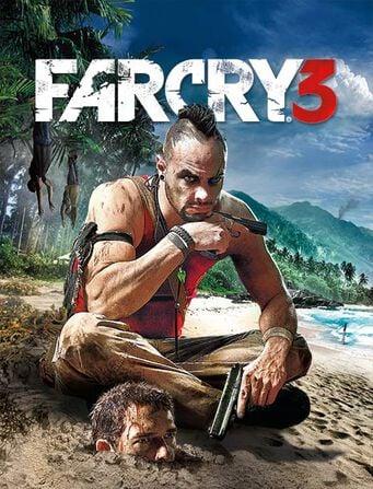 Far Cry 3 - 2,42€ (PC - Ubi Connect)
