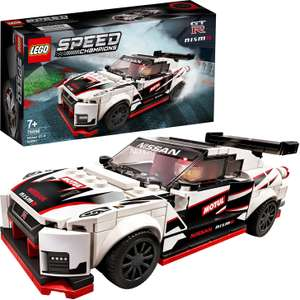 LEGO 76896 Speed Champions Nissan GT-R NISMO (Prime)