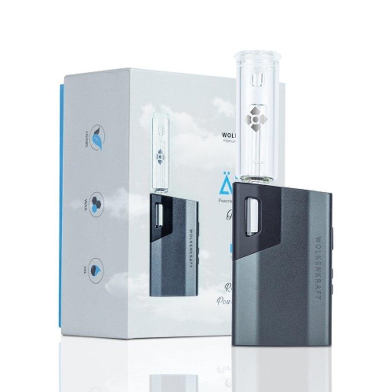 WOLKENKRAFT ÄRIS Vaporizer Premium Set mit Bubbler / ohne Bubbler 137,07€ in zwei Farben