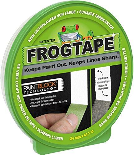 FROGTAPE Malerabdeckband (24 mm x 41,1 m) [Amazon-Prime]