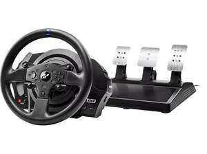 THRUSTMASTER T300 RS GT Edition (inkl. 3-Pedalset, PS4 / PS3 / PC) Kompatibel mit PS5-Spielen (Newsletter)