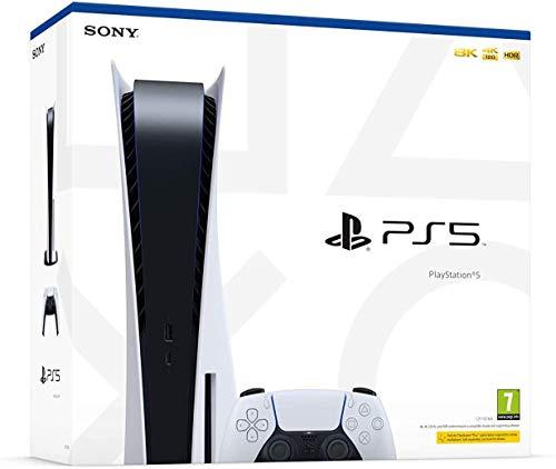 Playsation 5 Disc Edition vorbstellen