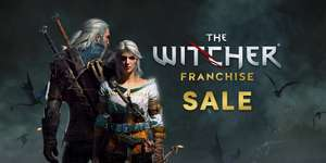 [The Witcher Franchise Sale] The Witcher 3 GOTY - 9,99€ The Witcher 2 - 2,99€ (PC - GoG)