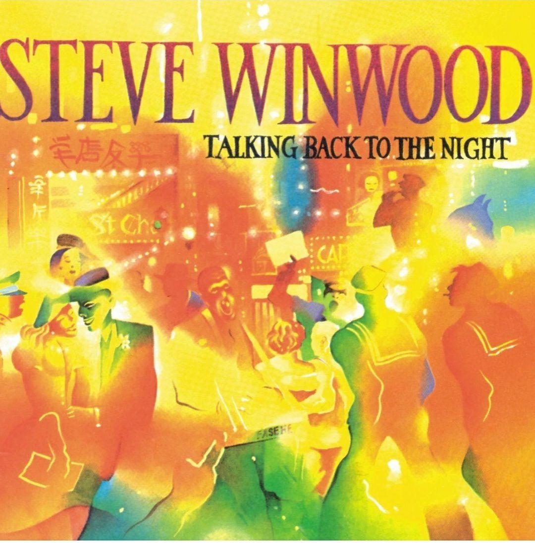 (Prime) Steve Winwood - Talking Back To The Night (Vinyl LP)