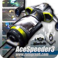 [google play store] AceSpeeder3 | Racing Game | > 500k Downloads