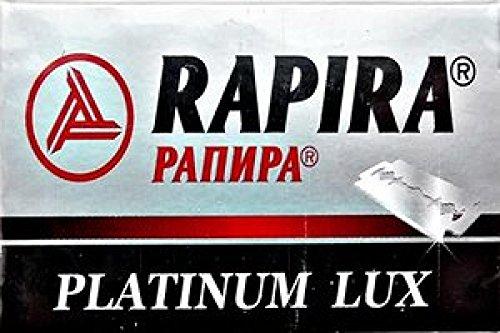 Rapira 100er Pack Rasierklingen für 6,97€ / Voskhod für 5,98€ / Astra Platinum für 7,23€ [amazon prime]