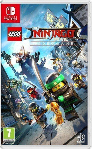 LEGO Ninjago: The Movie für Nintendo Switch (Prime)