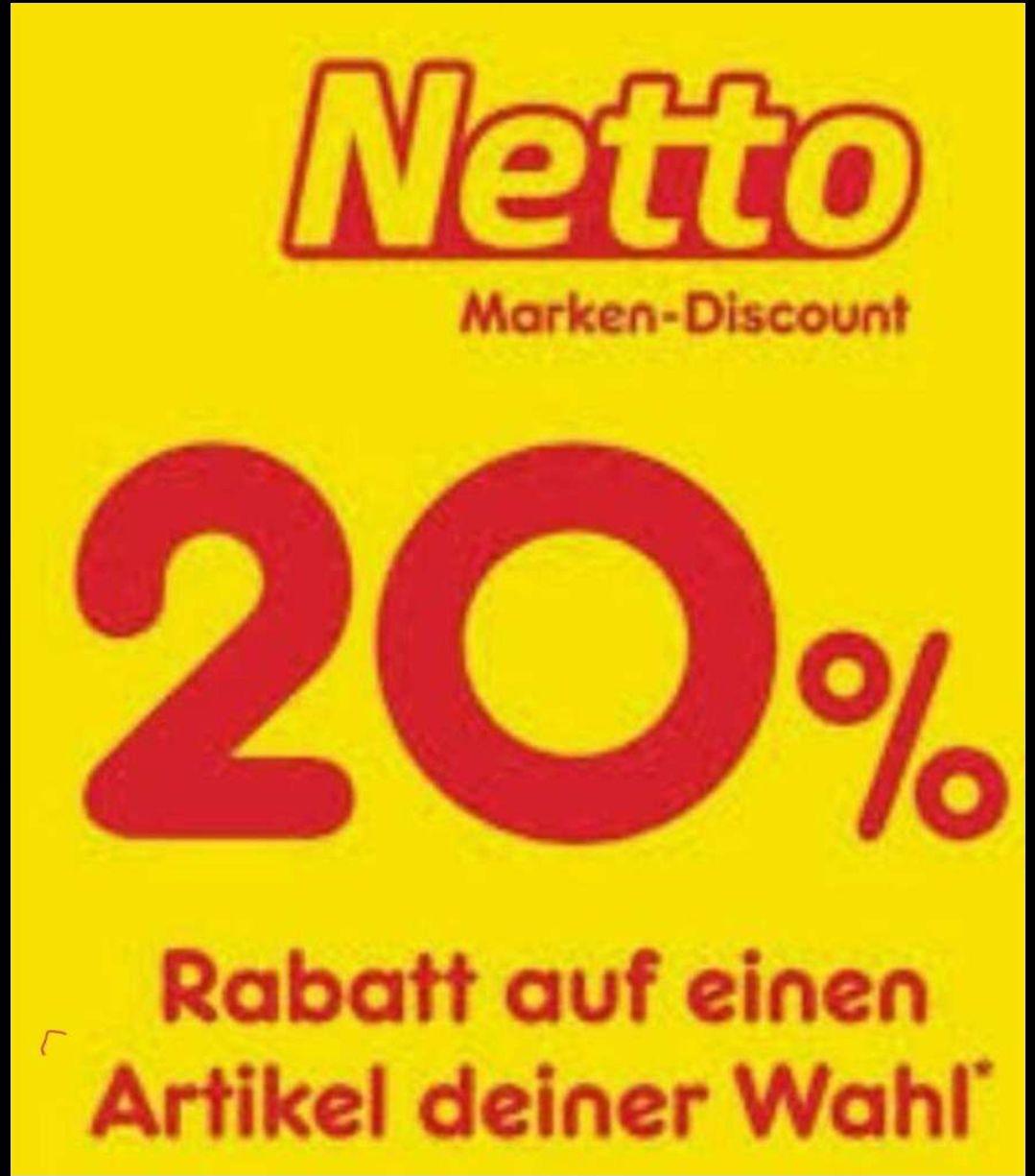 [Netto MD] Rabatt Coupons KW23 (07.06. - 12.06.], bundesweit einsetzbar