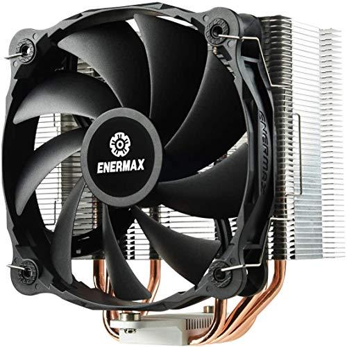 Enermax CPU-Kühler ETS-F40, 140-mm-Lüfter, 4 Heat Pipes (ETS-F40-FS) - Amazon Prime