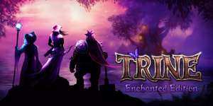 (Switch) Trine Enchanted Edition 3,74€, Trine 2: Complete Story 4,24€, Trine 3: The Artifacts of Power 4,99€ - Nintnedo eShop