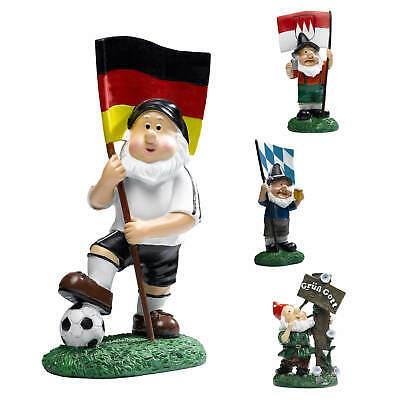 [ebay WOW] Deutschland Fußball Gartenzwerg