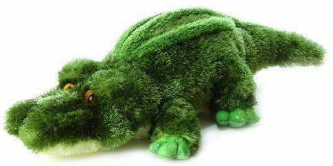 Aurora Plüschtiere Sammeldeal (alle unter 6€), z.B. Aurora Mini Flopsies Krokodil, 20,3 cm [Amazon Prime]