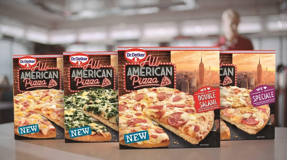 [Marktkauf Minden-Hannover] Dr. Oetker All American Pizza mit Coupon für 1,99€