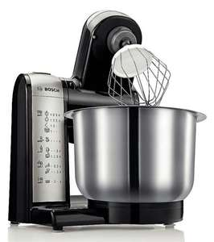 Bosch MUM48A1 Küchenmaschine anthrazit/silber Kostenloser Versand