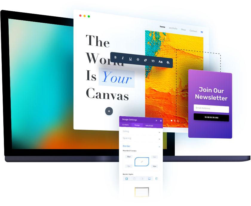 20% auf Divi Wordpress Theme (Elegant Themes)   Lebenslanger Zugang   Unbegrenzt viele Websites