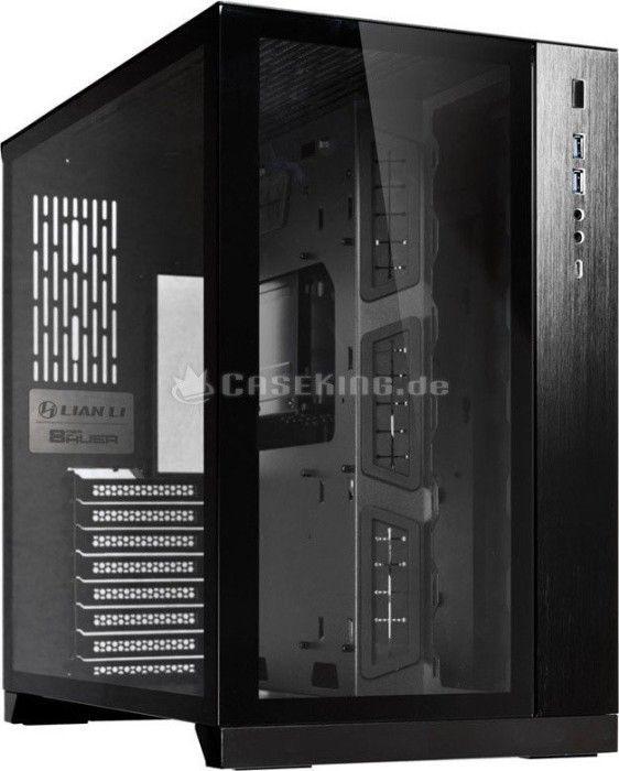 Lian Li O11 Dynamic- schwarz mit Fenster