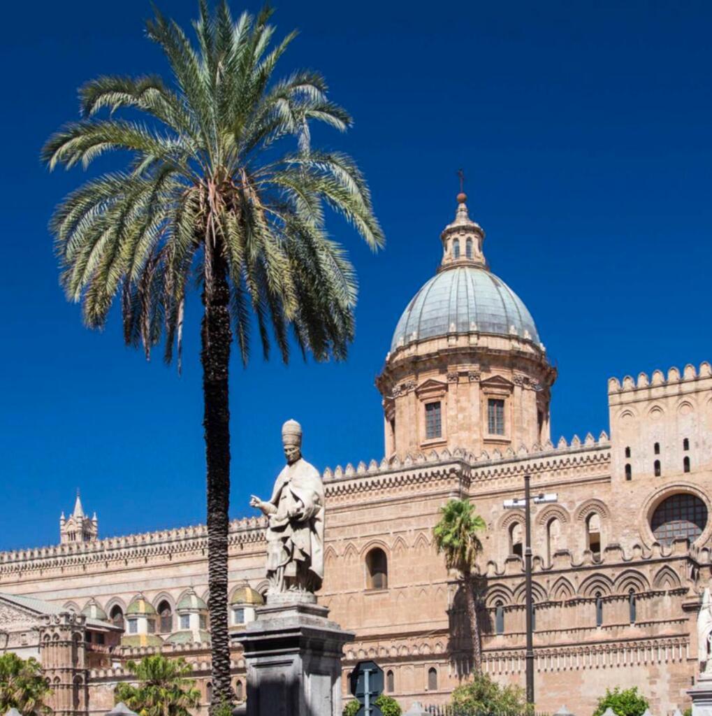 Flüge: Palermo, Sizilien, Italien [Juni - Juli] Hin- & Rückflug ab Basel mit Wizzair inkl. Handgepäck 40x25x20cm