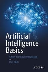 55% Rabatt auf Bücher & eBooks im Apress Shop (Über 3700 IT, Programming, Business Fachbücher) - z.B. Artificial Intelligence Basics