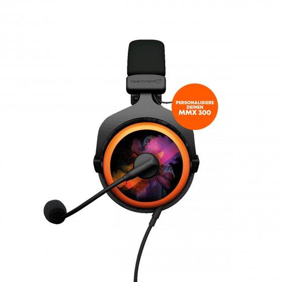 [beyerdynamic] 20% Rabatt auf personalisierte MMX 300 Kopfhörer