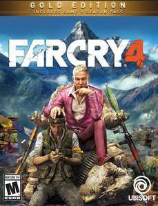 Far Cry 4 Gold (PC - Epic Games)