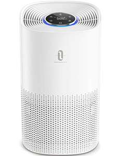[Amazon Prime] TaoTronics Luftreiniger H13 HEPA Air Purifier ( CADR: 250m³/h, geeignet für Räume mit 30m², 2/4/8/12-Stunden-Timer, 25dB )