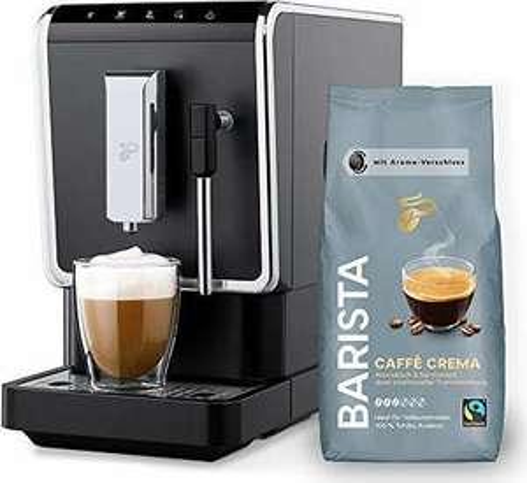 TCHIBO 519682 Esperto Caffè Kaffeevollautomat Anthrazit