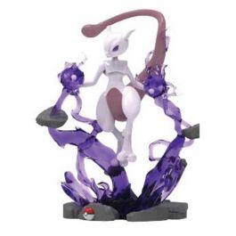 Pokémon - Mewtu (Mewtwo) Light FX Deluxe Figur