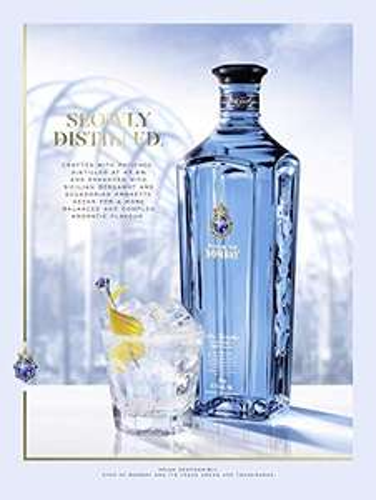 (Amazon Sparabo) Bombay Star of Bombay London Dry Gin (1 x 0.7 l)