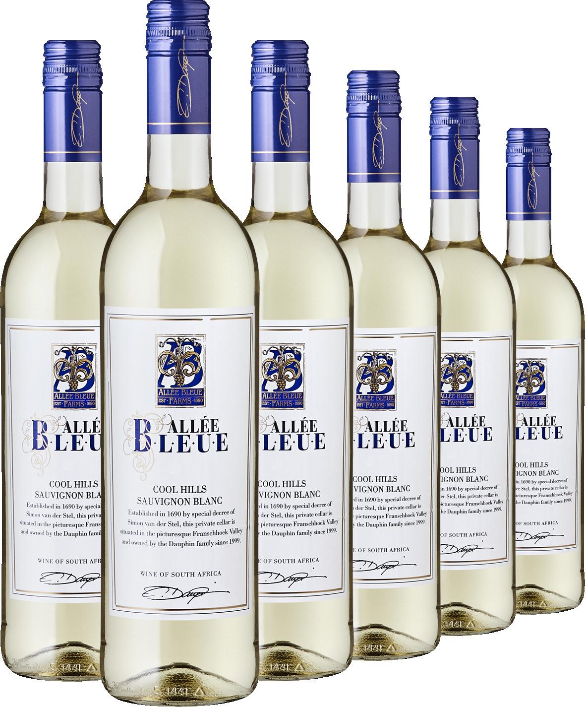 Cool Hills Sauvignon Blanc 2020