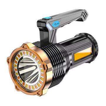 Flash Sale XANES® 1200LM 500M LED Flashlight