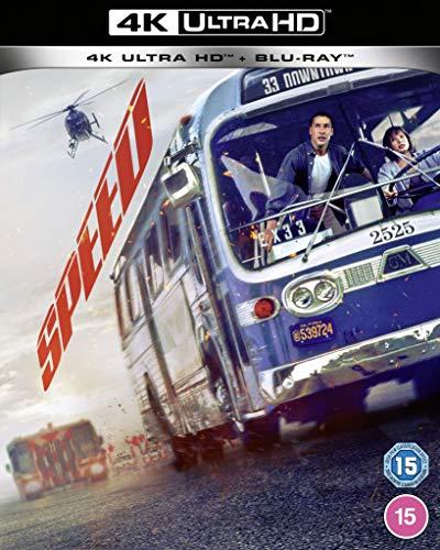 [Amazon Prime] Speed 4K Ultra HD Blu-ray UK Import mit deutschem Ton auf 4K-Disc