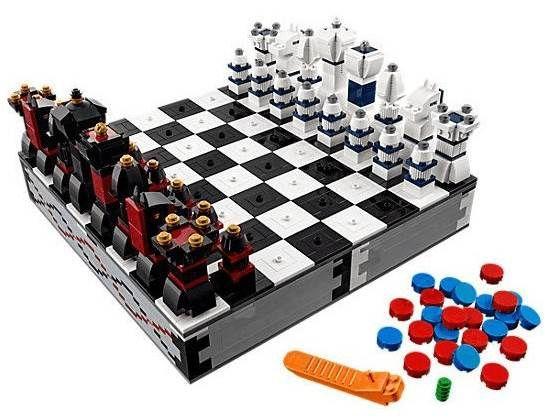 LEGO Iconic – 2 in 1 Schachspiel (40174)