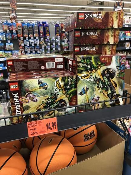 [Lokal Kaufland Soest] Lego Ninjago 71745