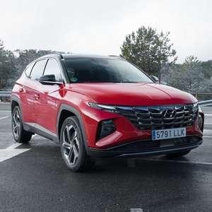 [Gewerbeleasing mit Abrufschein] Hyundai Tucson 1.6 T-GDI (265 PS) mtl. 61€ + 748€ ÜF (eff. 92,16€), LF 0,17, GF 0,26, 24 Monate, BAFA